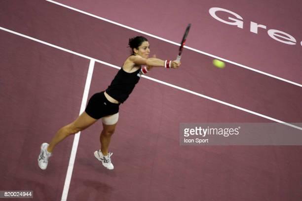 Nathalie DECHY 1/8 finale Open Gaz de France Paris