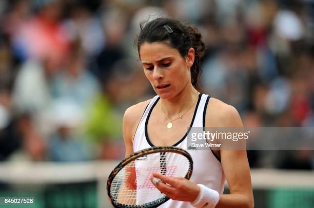 Nathalie DECHY Roland Garros 2009 Photo Dave Winter / Icon Sport