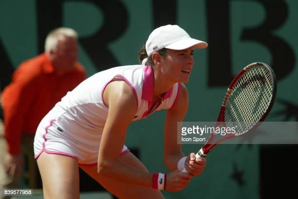 Nathalie DECHY Roland Garros 2005 Tennis