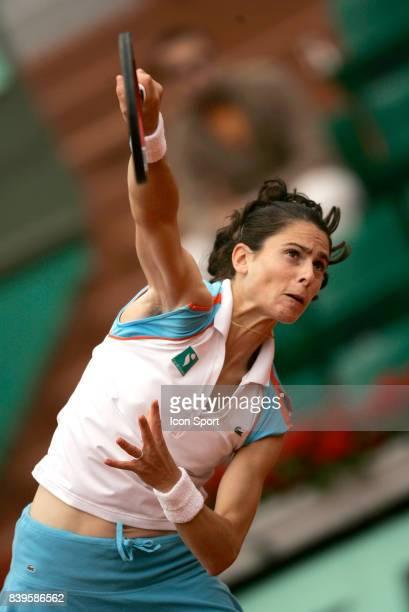 Nathalie DECHY Roland Garros 2006 2eme journee Tennis