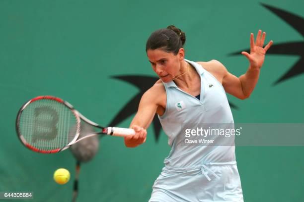 Nathalie DECHY Roland Garros 2007 Jour 4 Photo Dave Winter / Icon Sport