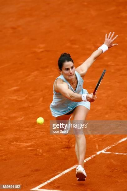 Nathalie DECHY / Amelie MAURESMO Roland Garros 2007 Jour 5
