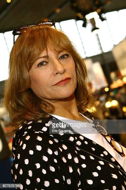 Nathalie delon stock photos and pictures getty images - Salon du livre brive ...