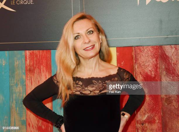 Nathalie Dessay attends 39th Festival Mondial Du Cirque de Demain Awards Ceremony At Cirque Phenix on February 4 2018 in Paris France