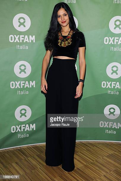 Nathalie Dompe attends Women's Circle 2012 In Milan on November 22 2012 in Milan Italy