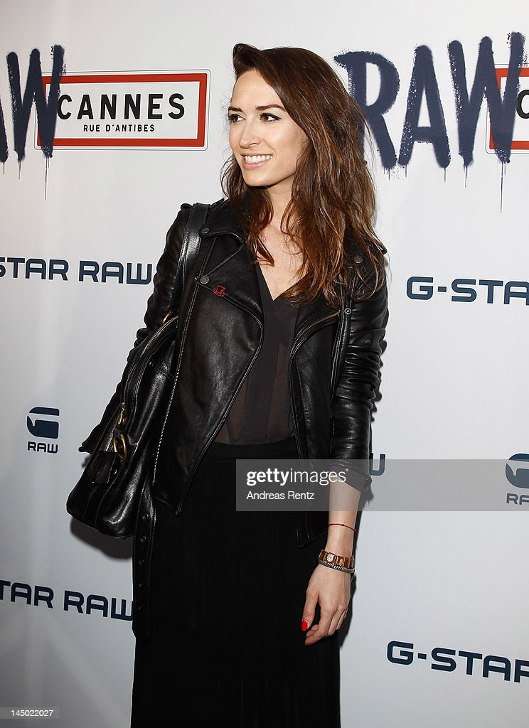 G-Star RAW Store Opening - 65th Annual Cannes Film Festival : News Photo