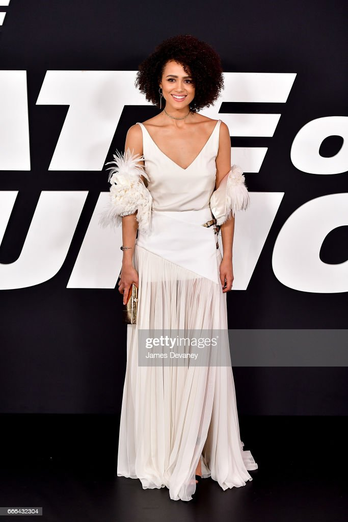"""""""The Fate Of The Furious"""" New York Premiere - Outside Arrivals : News Photo"""