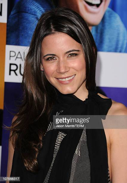 Nathalie Fay attends the How Do You Know Los Angeles Premiere at Regency Village Theatre on December 13 2010 in Westwood California