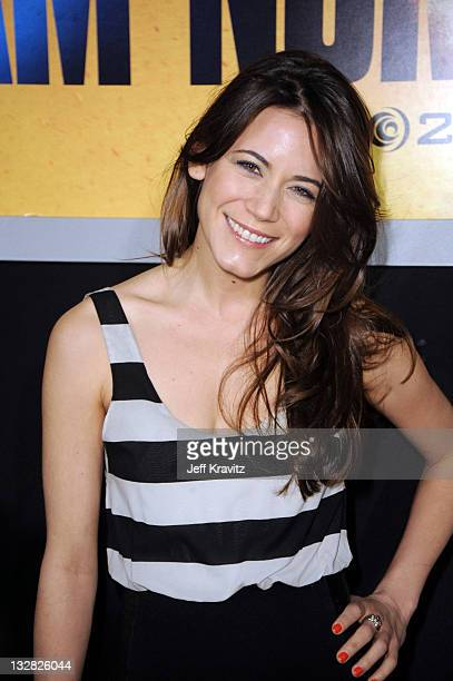 Nathalie Fay attends the Los Angeles premiere of I Am Number Four at Mann's Village Theatre on February 9 2011 in Westwood California
