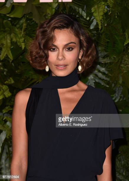 Nathalie Kelley attends Max Mara WIF Face Of The Future at Chateau Marmont on June 12 2018 in Los Angeles California
