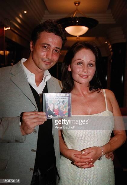Nathalie Kollo Produzent Andre StengelKempinski Hotel Berlin Deutschland Europa CD