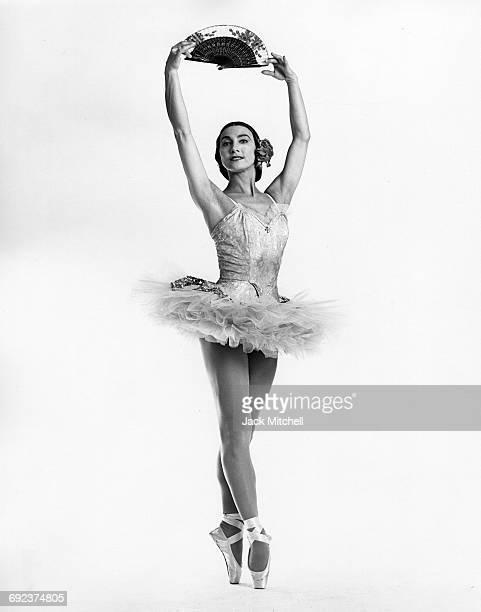Nathalie Krassovska in Ballet Russe de Monte Carlo's 'Don Quixote' 1963