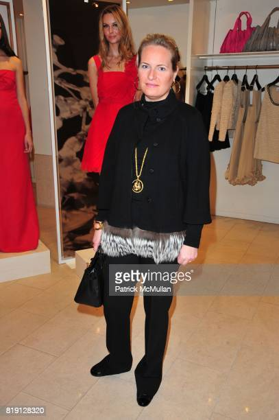 Nathalie Leeds Leventhal attends VALENTINO Spring/ Summer 2010 Collection Private Luncheon and Presentation hosted by Samantha Boardman Rosen Shala...