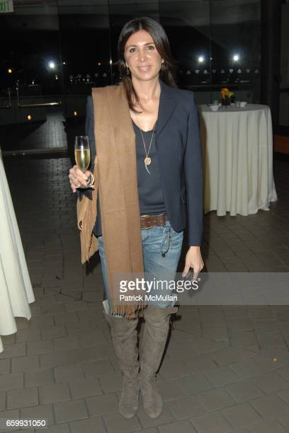 Nathalie Marciano attends A Single Man Screening at LACMA at Los Angeles County Museum of Art on December 3 2009 in Los Angeles California
