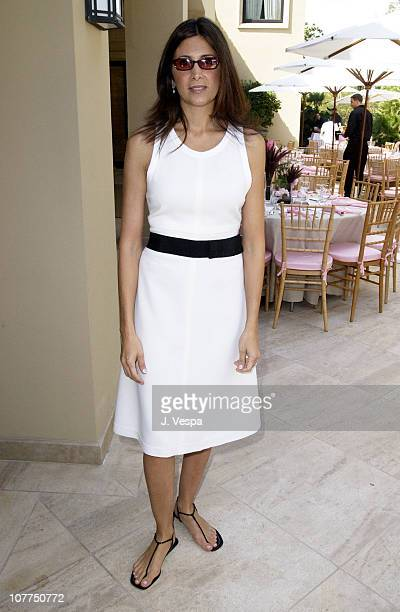Nathalie Marciano during Charles David and W Magazine Luncheon to Benefit Miracles and Wonders Foundation for Breast Cancer at Private Home in...