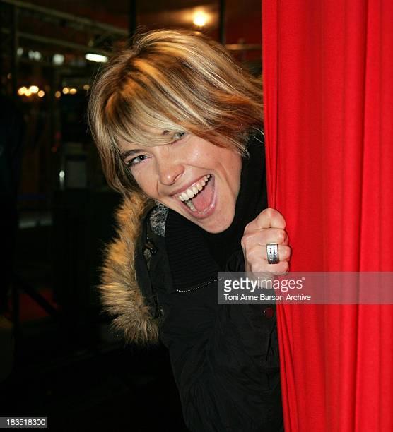 Nathalie Vincent during Espace Detente Paris Premiere at UGC Normandy in Paris France