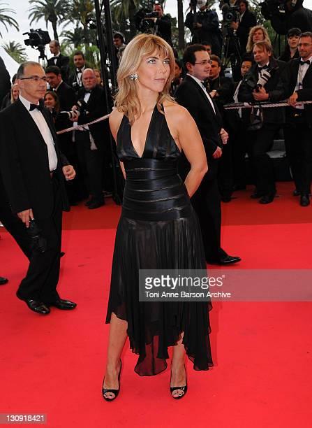 Nathalie Vincent ttends the 'Un Conte de Noel' premiere at the Palais des Festivals during the 61st Cannes International Film Festival on May 16 2008...
