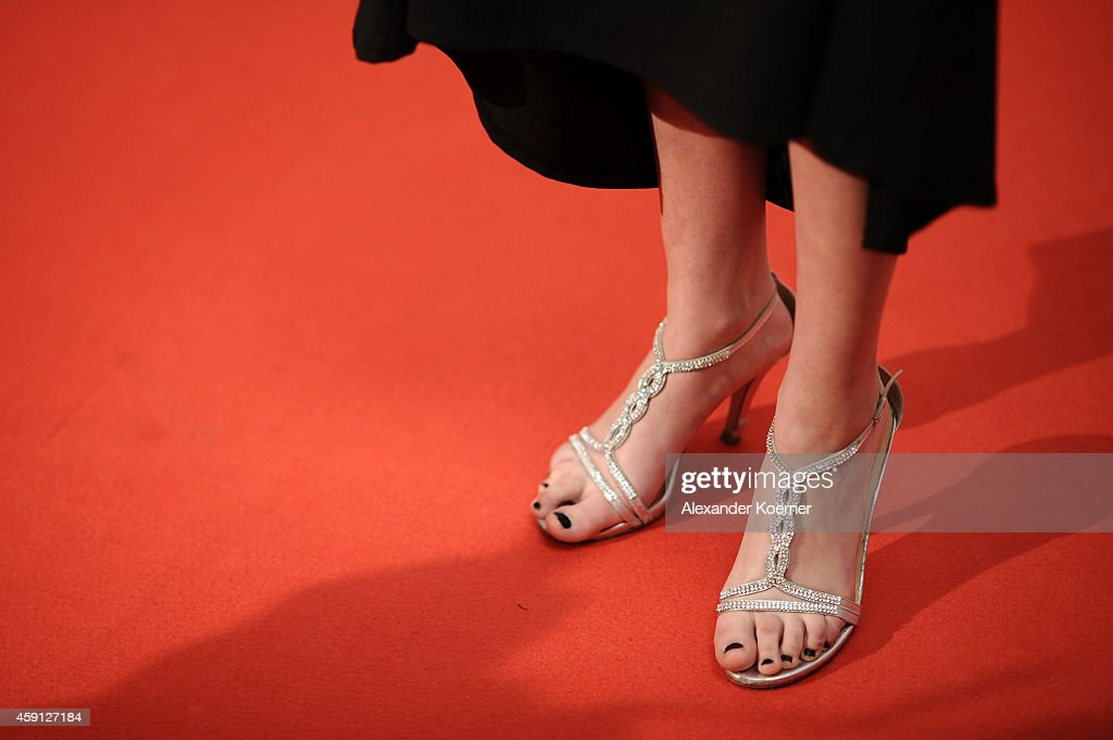 bdb099a1ac2 Nathalie Volk attends the Deichmann Shoe Step of the Year 2014 at ...