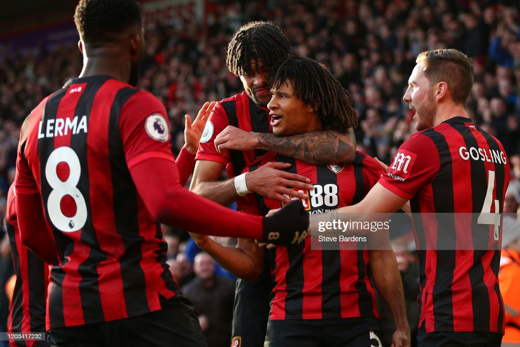 AFC Bournemouth v Aston Villa - Premier League : ニュース写真