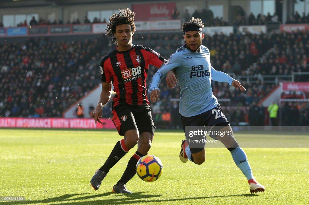 AFC Bournemouth v Newcastle United - Premier League