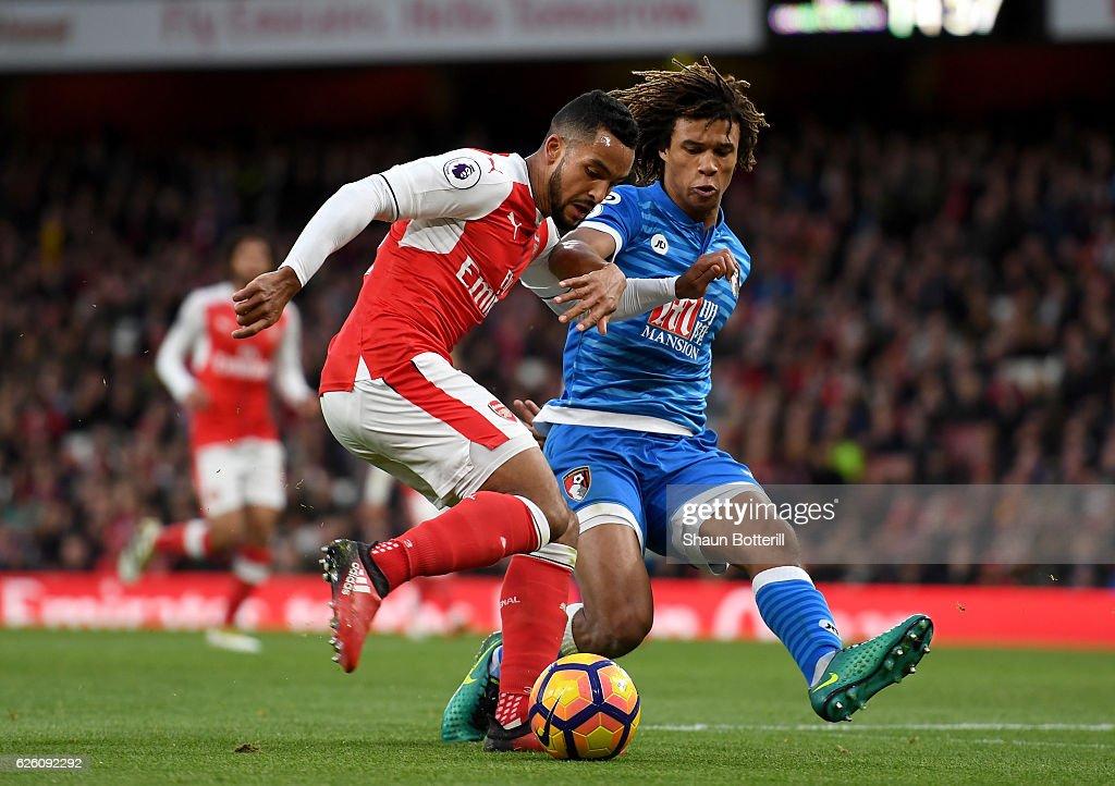 Arsenal v AFC Bournemouth - Premier League : News Photo