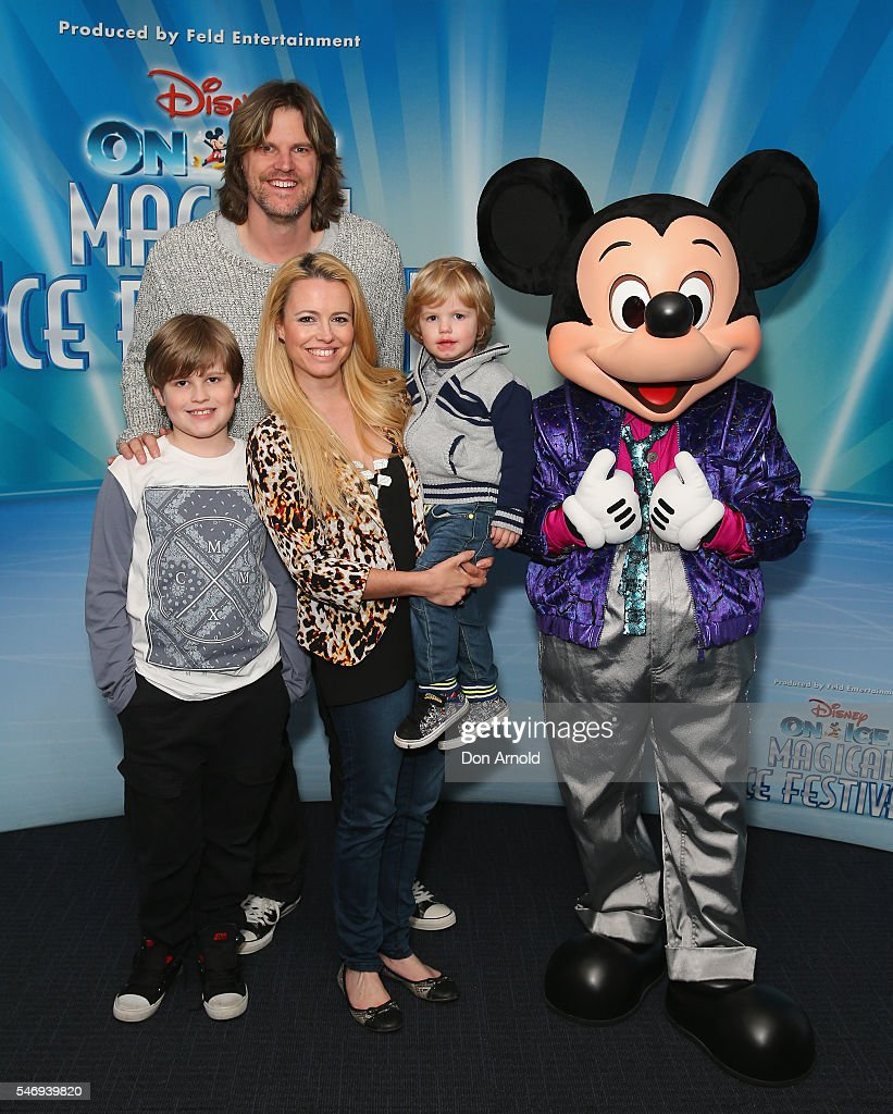 Disney On Ice Premiere - Arrivals