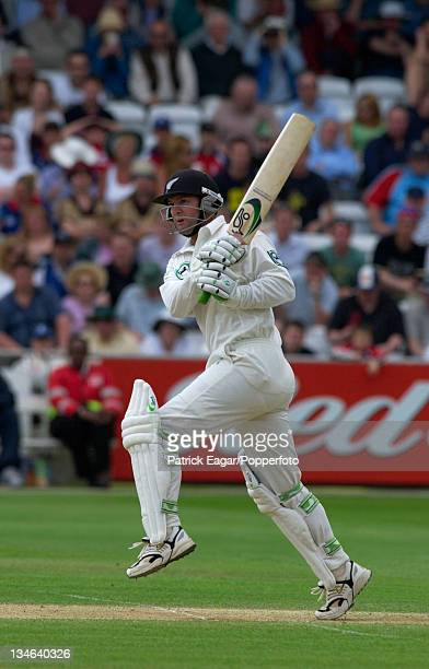 Nathan Astle England v New Zealand 1st Test Lord's May 04