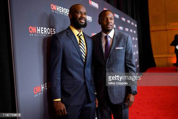 Nathan Bain attends CNN Heroes at the American Museum of Natural History on December 08 2019 in New York City