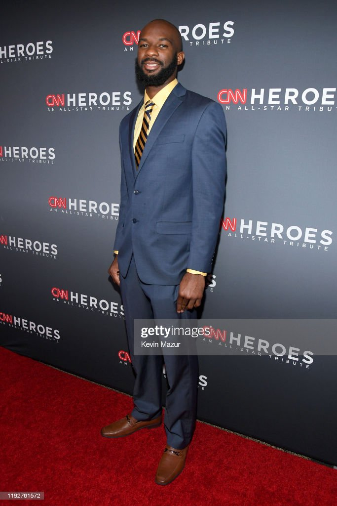 CNN Heroes - Red Carpet : News Photo