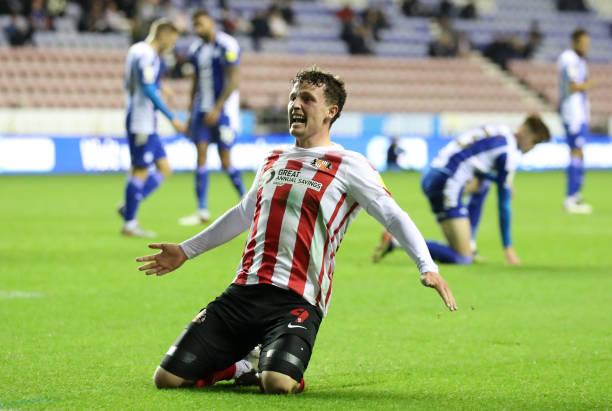 GBR: Wigan Athletic v Sunderland - Carabao Cup Third Round