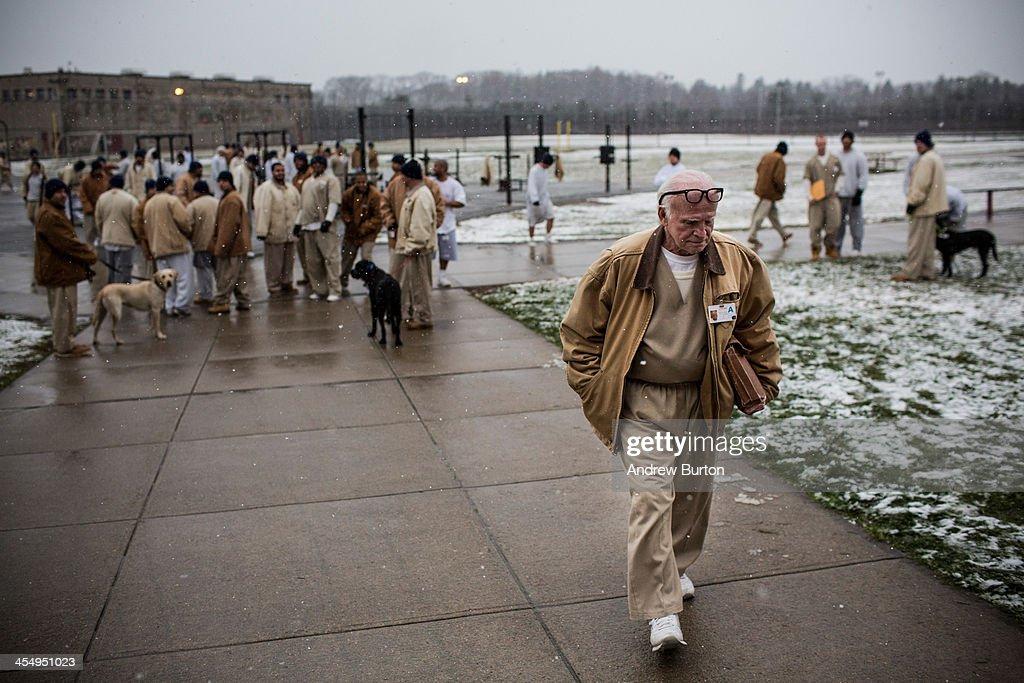 Nathan Brown , a prisoner at Rhode Island's John J. Moran ...
