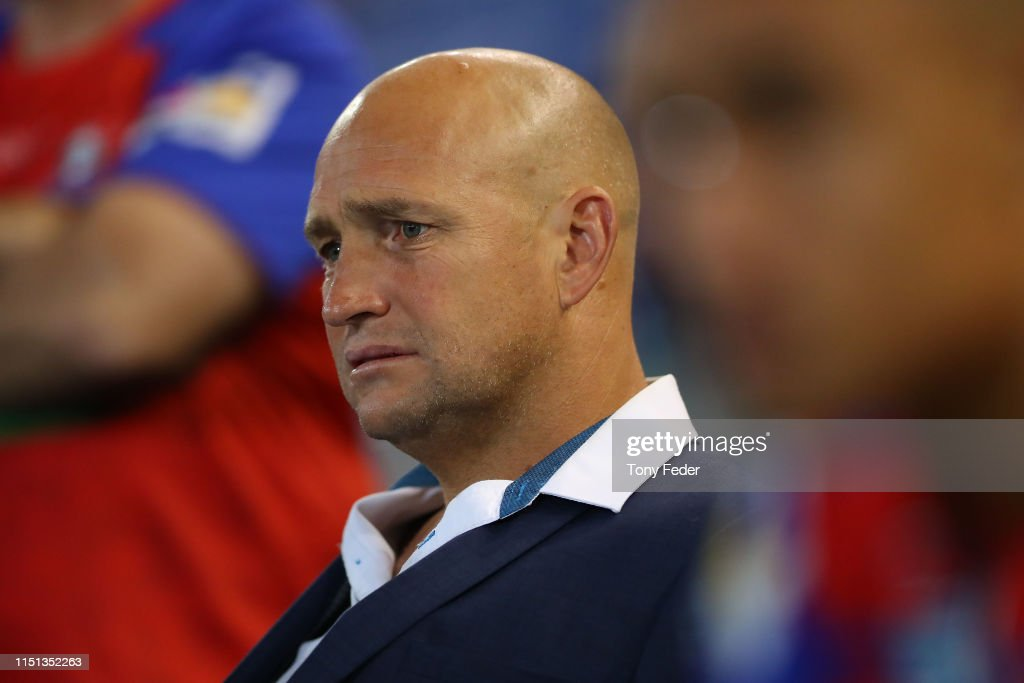 AUS: NRL Rd 11 - Knights v Roosters