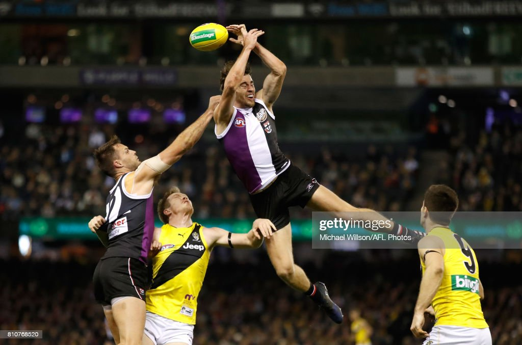AFL Rd 16 - St Kilda v Richmond