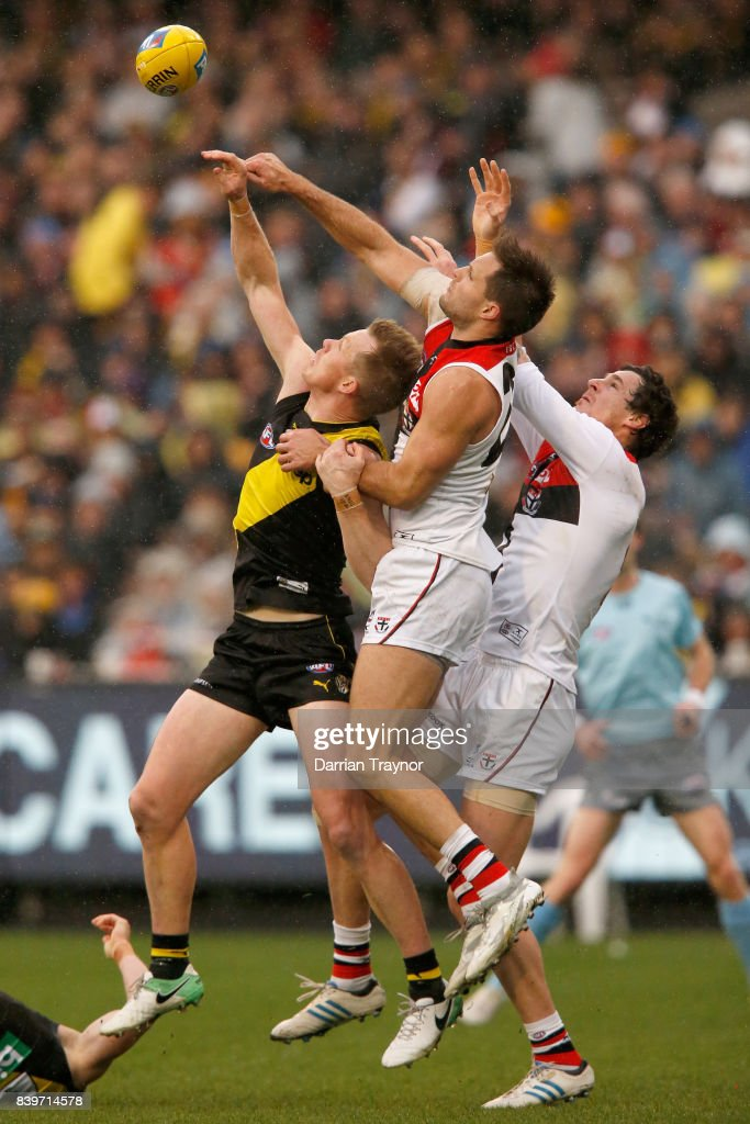 AFL Rd 23 - Richmond v St Kilda