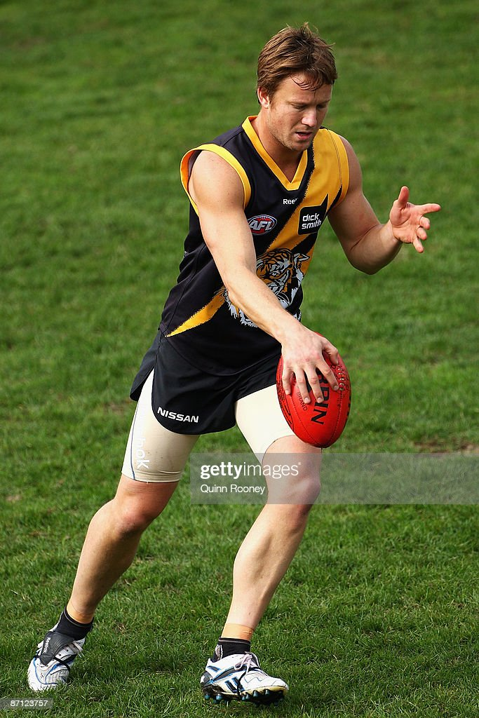 Richmond Tigers Training Session