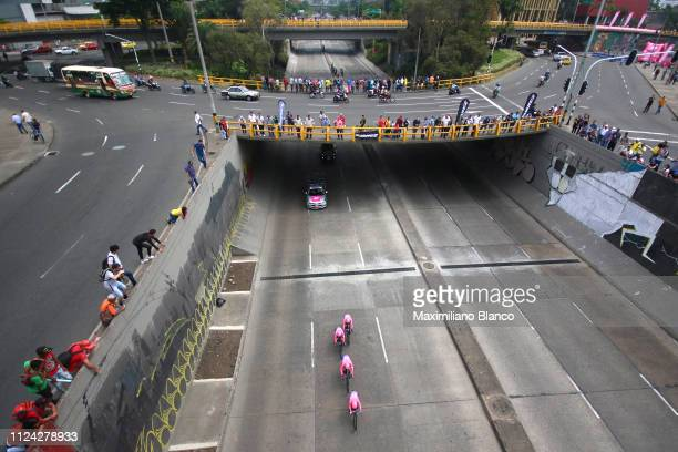 Nathan Brown of The United States and EF Education First Pro Cycling Team / Lawson Craddock of The United States and EF Education First Pro Cycling...