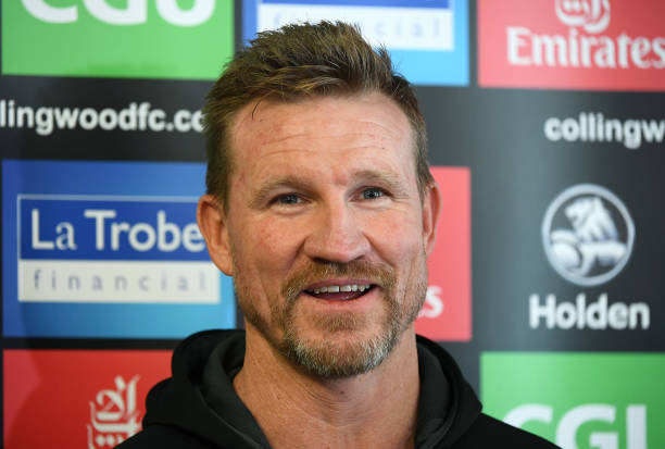 AUS: Collingwood Magpies Training Session