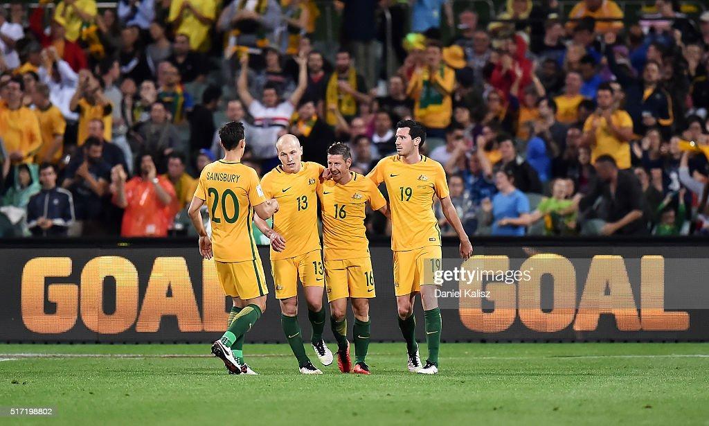 Australia v Tajikistan - 2018 FIFA World Cup Qualification