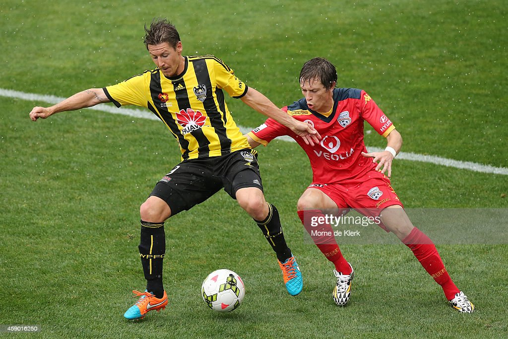 A-League Rd 6 - Adelaide v Wellington