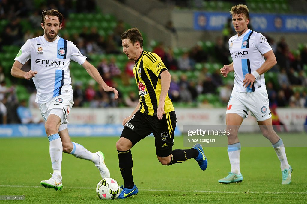 A-League Rd 25 - Melbourne v Wellington