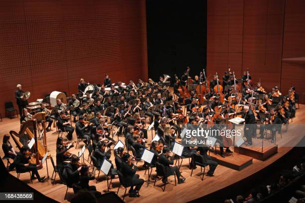 Nathan Chan performing Richard Strauss's Don Quixote with the Juilliard Orchestra led by Leonard Slatkin at Alice Tully Hall on Saturday night May 4...