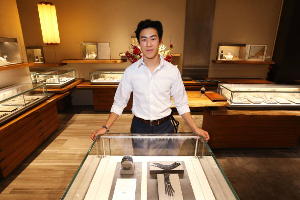 CA: In-Store Shopping Event Benefiting Gold House Hosted By Nathan Chen