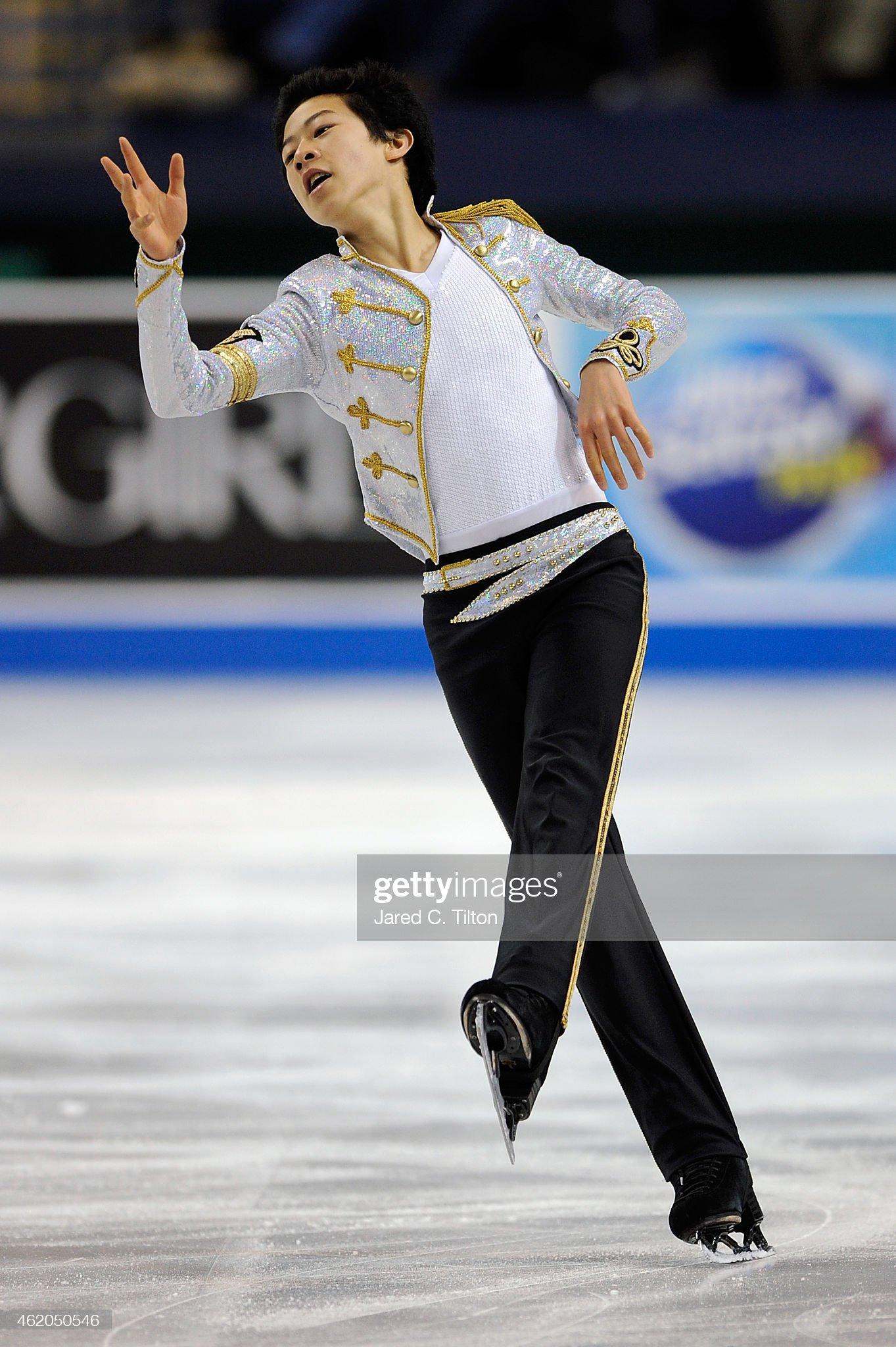 2015 Prudential U.S. Figure Skating Championships - Day 2 : ニュース写真