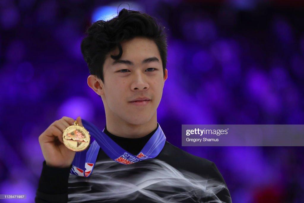 2019 U.S. Figure Skating Championships - Day 6 : Foto jornalística
