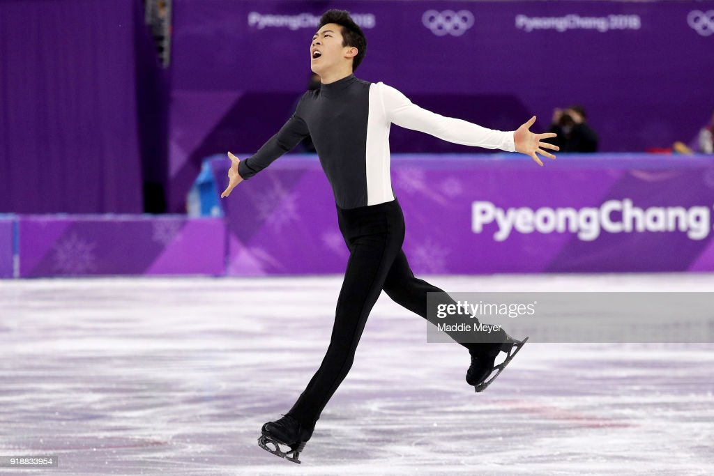 Figure Skating - Winter Olympics Day 7 : Foto jornalística