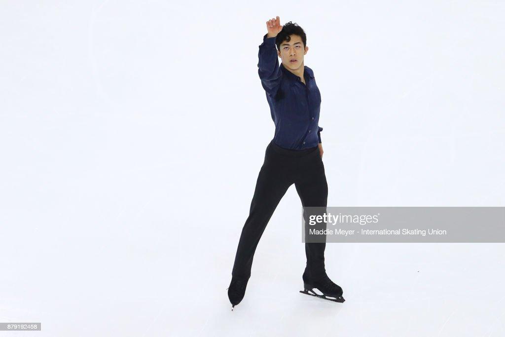 ISU Grand Prix of Figure Skating - Lake Placid - Day 2 : News Photo