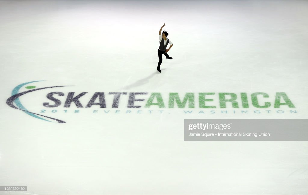 WA: ISU Grand Prix of Figure Skating Skate America