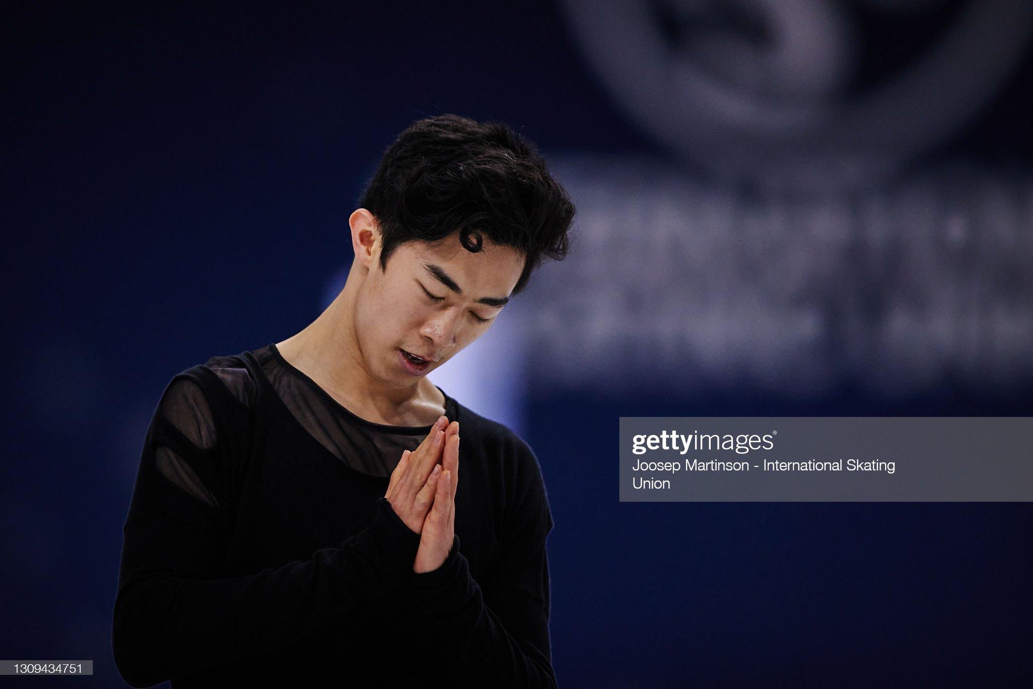 ISU World Figure Skating Championships - Stockholm: Day Four : ニュース写真