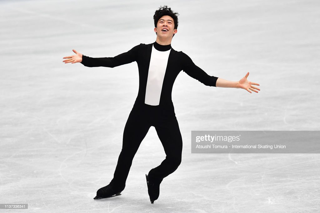 2019 ISU World Figure Skating Championships Saitama : ニュース写真