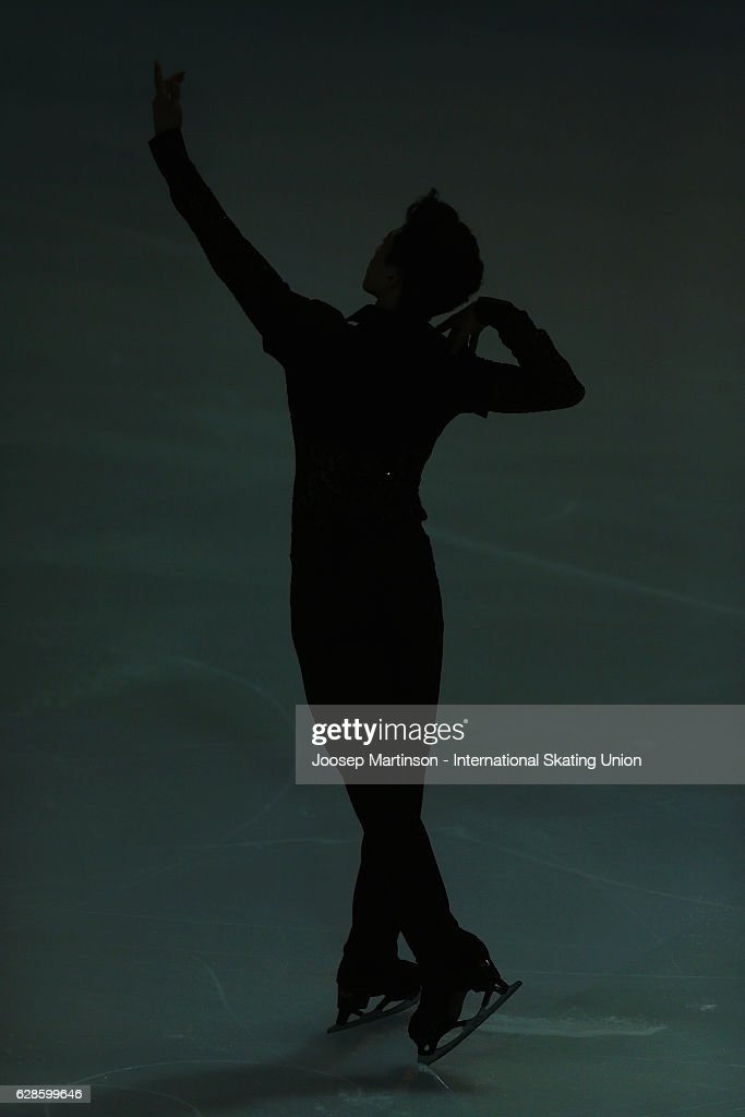 ISU Junior & Senior Grand Prix of Figure Skating Final - Marseille Day 1